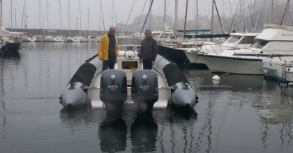 Cardot Marine 8m