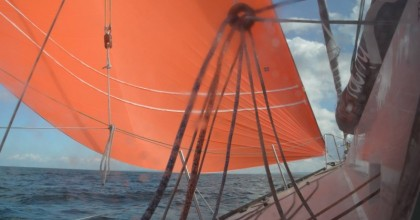 SR40mk2 #139 first test sail